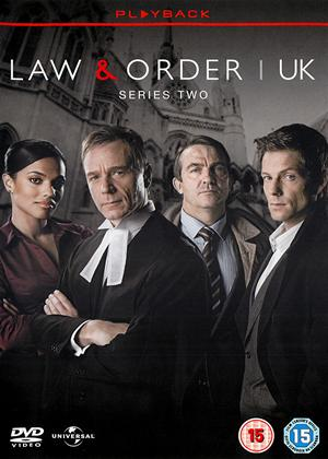 Law and Order UK: Series 2 Online DVD Rental