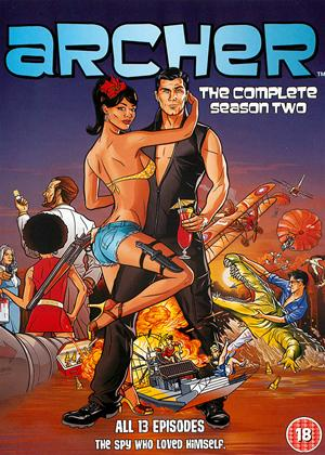 Archer: Series 2 Online DVD Rental