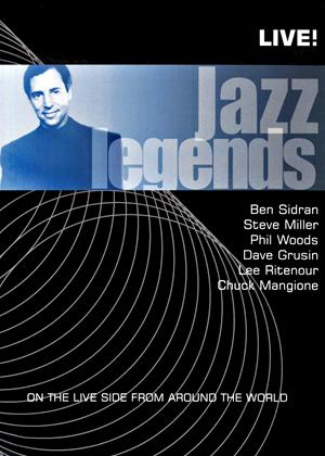 Jazz Legends Online DVD Rental