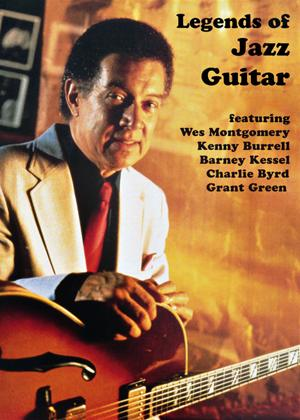 Legends of Jazz Guitar Online DVD Rental