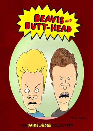 Beavis and Butt-head Online DVD Rental