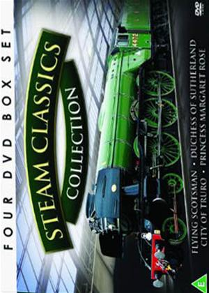Rent British Steam Classics Online DVD Rental