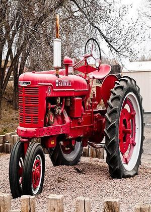 History of Tractors Online DVD Rental