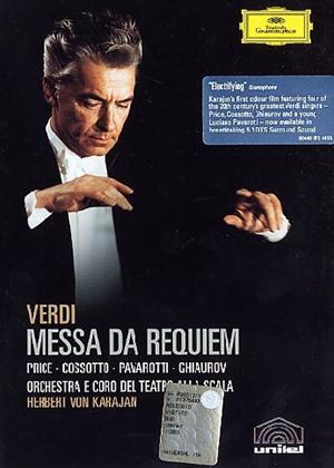 Rent Verdi: Messa Da Requiem: Herbert Von Karajan Online DVD Rental