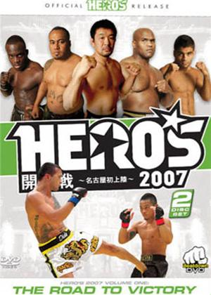 Rent Hero*S 2007: Vol.2 Online DVD Rental
