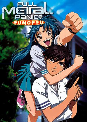 Full Metal Panic? FUMOFFU Online DVD Rental
