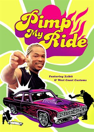 Pimp My Ride Online DVD Rental