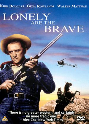 Lonely Are the Brave Online DVD Rental