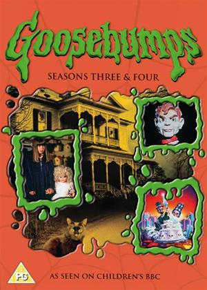 Rent Goosebumps: Series 3 and 4 Online DVD Rental