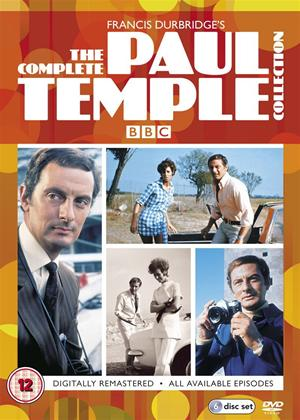 Paul Temple: The Complete Collection Online DVD Rental