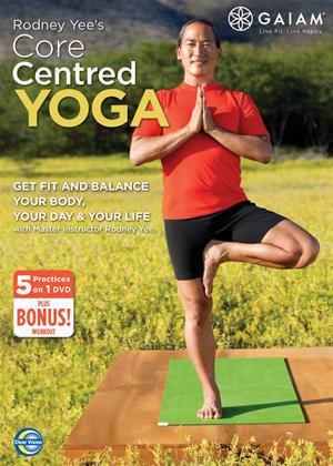 Rent Rodney Yee: Core Centred Yoga Online DVD Rental