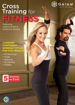 Rent Gaiam: Cross-Training for Fitness Online DVD Rental