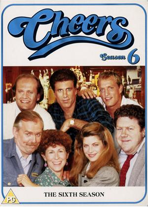 Cheers: Series 6 Online DVD Rental