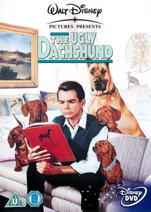 Rent The Ugly Dachshund Online DVD Rental