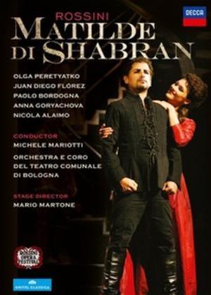 Rent Matilde Di Shabran: Pesaro Festival (Mariotti) Online DVD Rental
