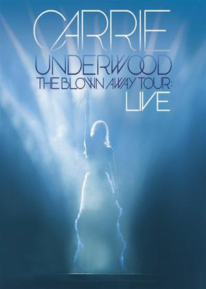 Rent Carrie Underwood: The Blown Away Tour: Live Online DVD Rental