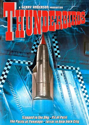 Thunderbirds Online DVD Rental