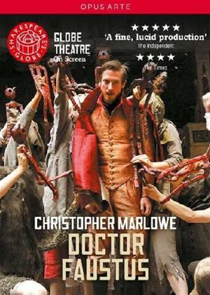 Rent Doctor Faustus: Globe Theatre Online DVD Rental