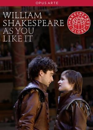 As You Like It: Globe Theatre Online DVD Rental