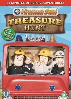 Fireman Sam: Treasure Hunt Online DVD Rental
