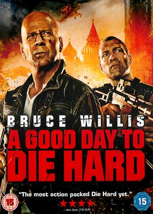 A Good Day to Die Hard Online DVD Rental