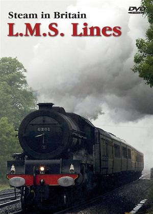 Rent Steam in Britain: LMS Lines Online DVD Rental