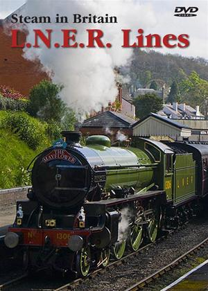 Steam in Britain: LNER Lines Online DVD Rental