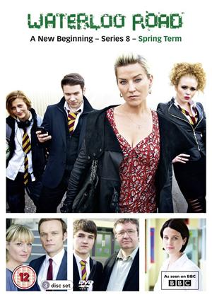 Waterloo Road: Series 8: Spring Term Online DVD Rental