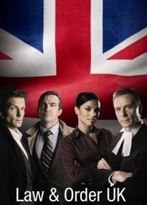 Law and Order UK: Series 8 Online DVD Rental