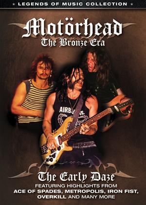 Motorhead: The Bronze Era Online DVD Rental