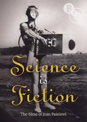 Science Is Fiction: The Films of Jean Painleve Online DVD Rental