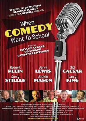 When Comedy Went to School Online DVD Rental