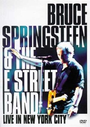 Bruce Springsteen: Live in New York City Online DVD Rental