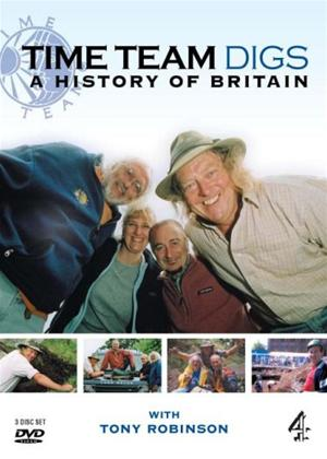 Time Team Digs: A History of Britain Online DVD Rental