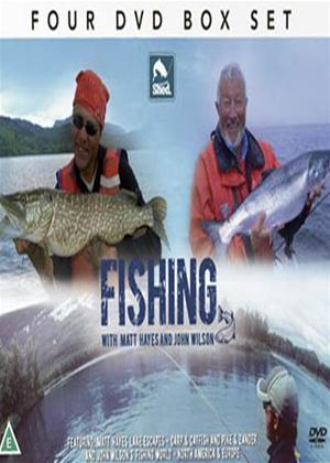 Rent Fishing with John Wilson and Matt Hayes Online DVD Rental
