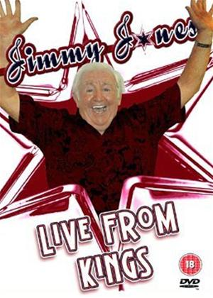 Jimmy Jones: Live from Kings Online DVD Rental