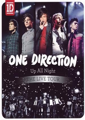 One Direction: Up All Night: The Live Tour Online DVD Rental