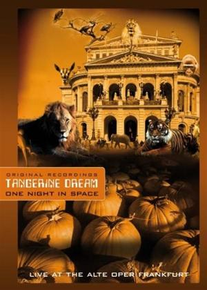 Rent Tangerine Dream: One Night in Space Online DVD Rental