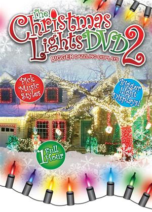 Christmas Lights 2: Bigger Dazzling Displays Online DVD Rental