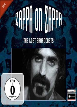 Frank Zappa: Lost Broadcasts Online DVD Rental