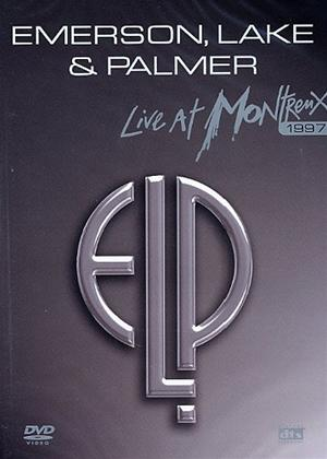 Emerson, Lake and Palmer: Live at Montreux 1997 Online DVD Rental