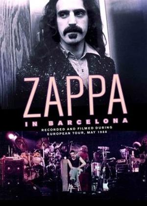 Rent Frank Zappa: In Barcelona Online DVD Rental