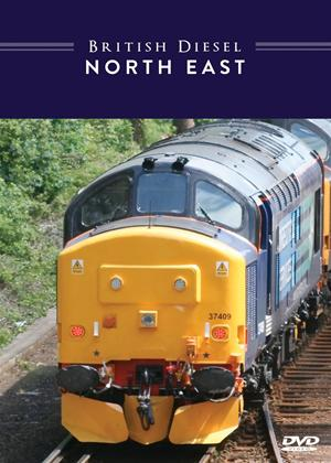 Rent British Diesel Trains: The North East Online DVD Rental