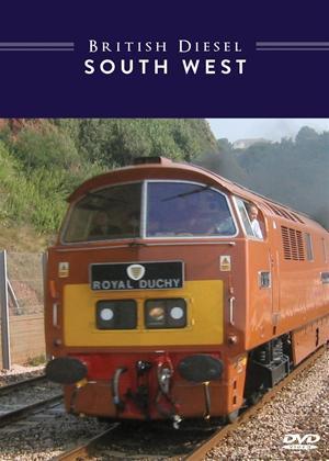 Rent British Diesel Trains: The South West Online DVD Rental