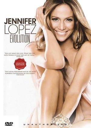 Rent Jennifer Lopez: Evolution Online DVD Rental