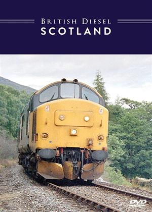 British Diesel Trains: Scotland Online DVD Rental