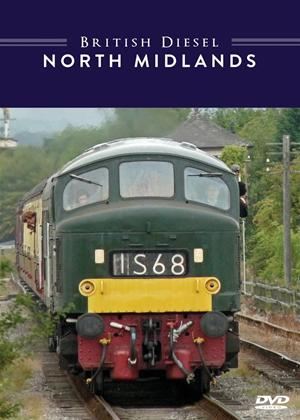 Rent British Diesel Trains: The North Midlands Online DVD Rental