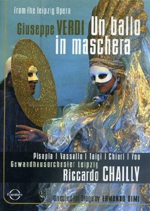 Un Ballo in Maschera: Leipzig Opera (Chailly) Online DVD Rental