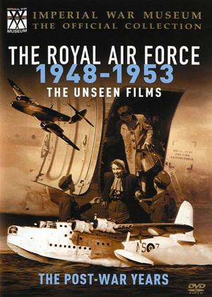 The Royal Air Force 1948-1953: The Unseen Films Online DVD Rental