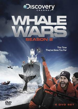 Rent Whale Wars: Series 2 Online DVD Rental